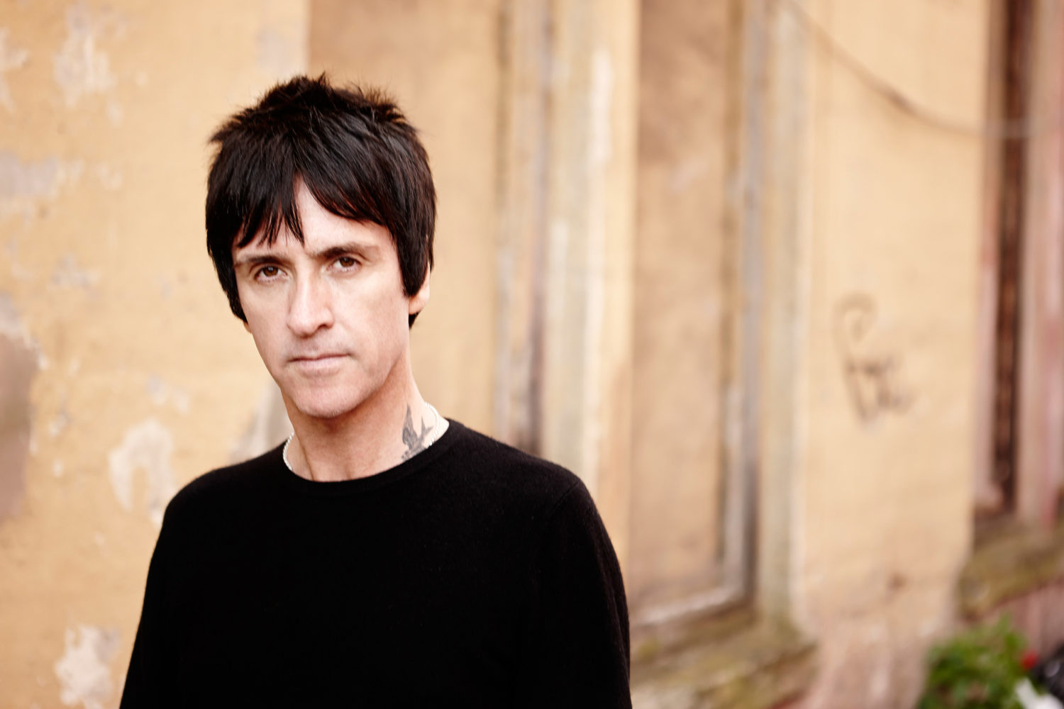 """Johnny Marr: """"I just wanted to get on with it"""""""