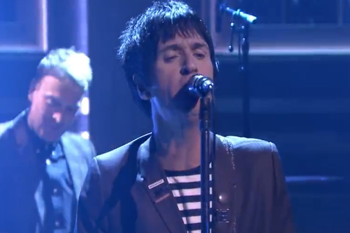 Watch Johnny Marr play The Smiths' 'Stop Me If You Think You've Heard This One Before' on Fallon