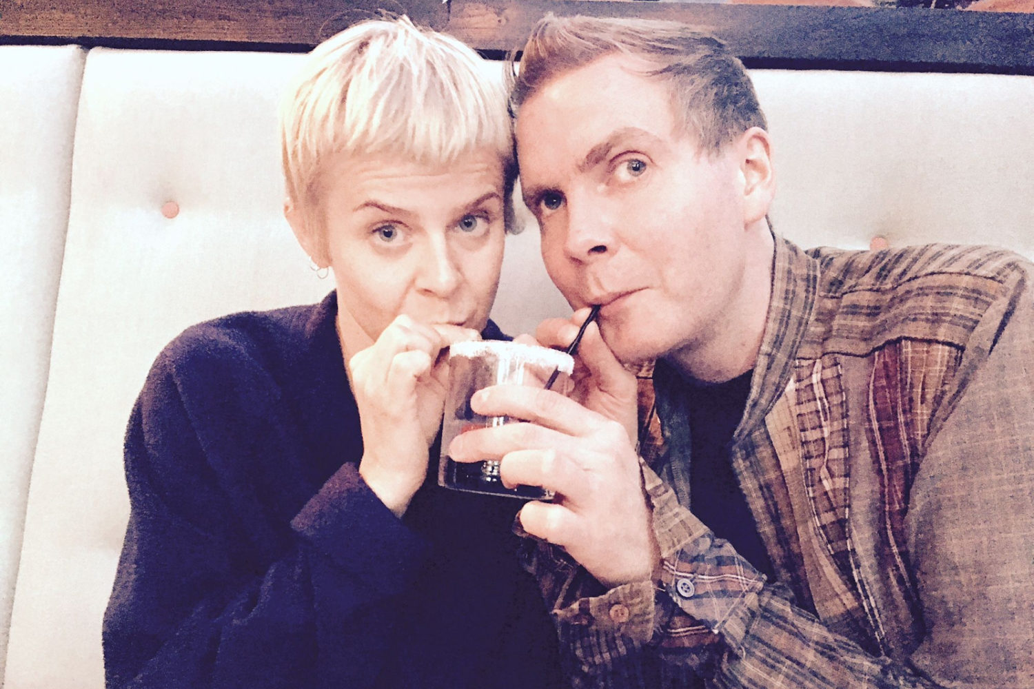 Robyn and Jónsi team up for new track 'Salt Licorice'