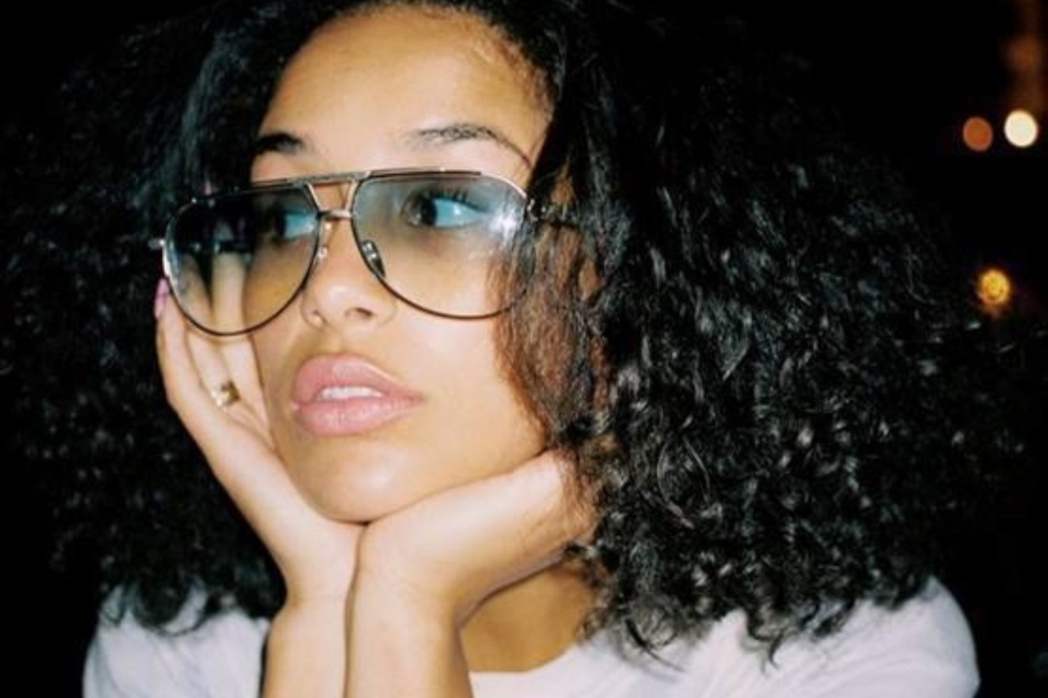 Jorja Smith unveils powerful video for cover of St Germain's 'Rose Rouge'