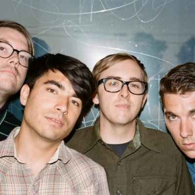 Joyce Manor share new video for 'Fake I.D.'