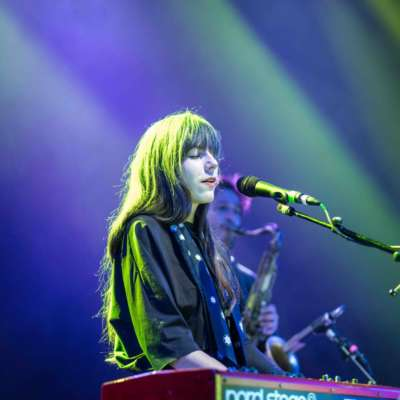 Julia Holter takes oddities to new extremes at London show