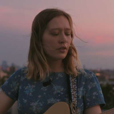 Watch Julia Jacklin play 'Eastwick' on a Brooklyn rooftop