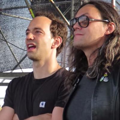 Watch Julian Casablancas + The Voidz cover The Strokes at Primavera