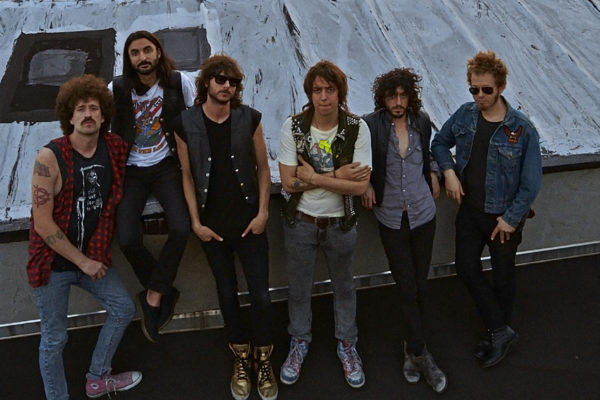 Julian Casablancas' The Voidz share new track 'Leave It In My Dreams'