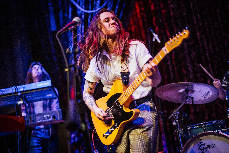 Julien Baker goes full band at her virtual Nashville show