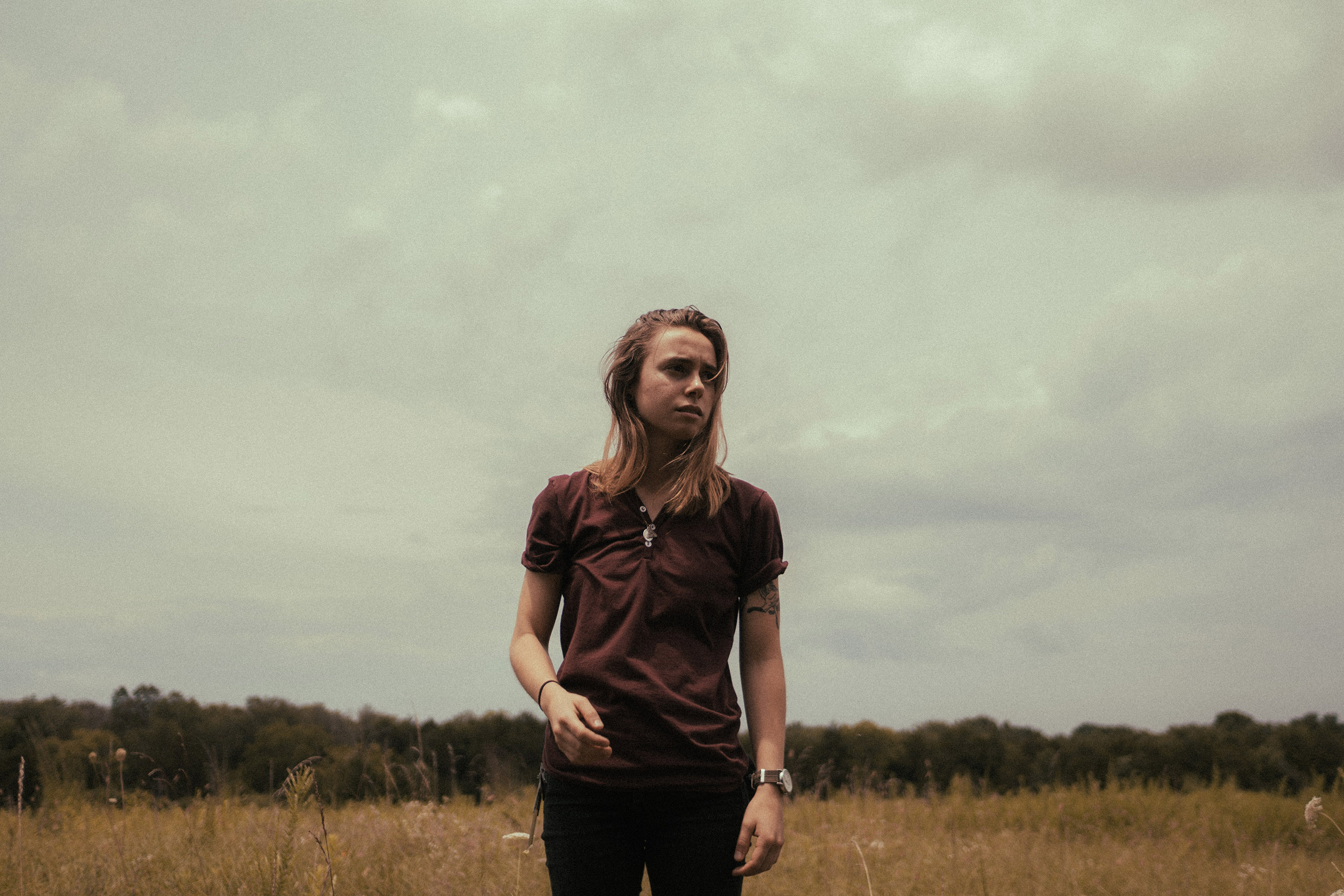 Julien Baker shares new tracks 'Red Door' & 'Conversation Piece'