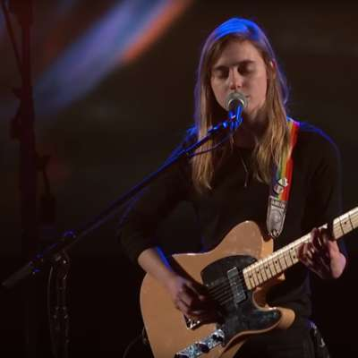 Watch Julien Baker play 'Turn Out The Lights' on Colbert
