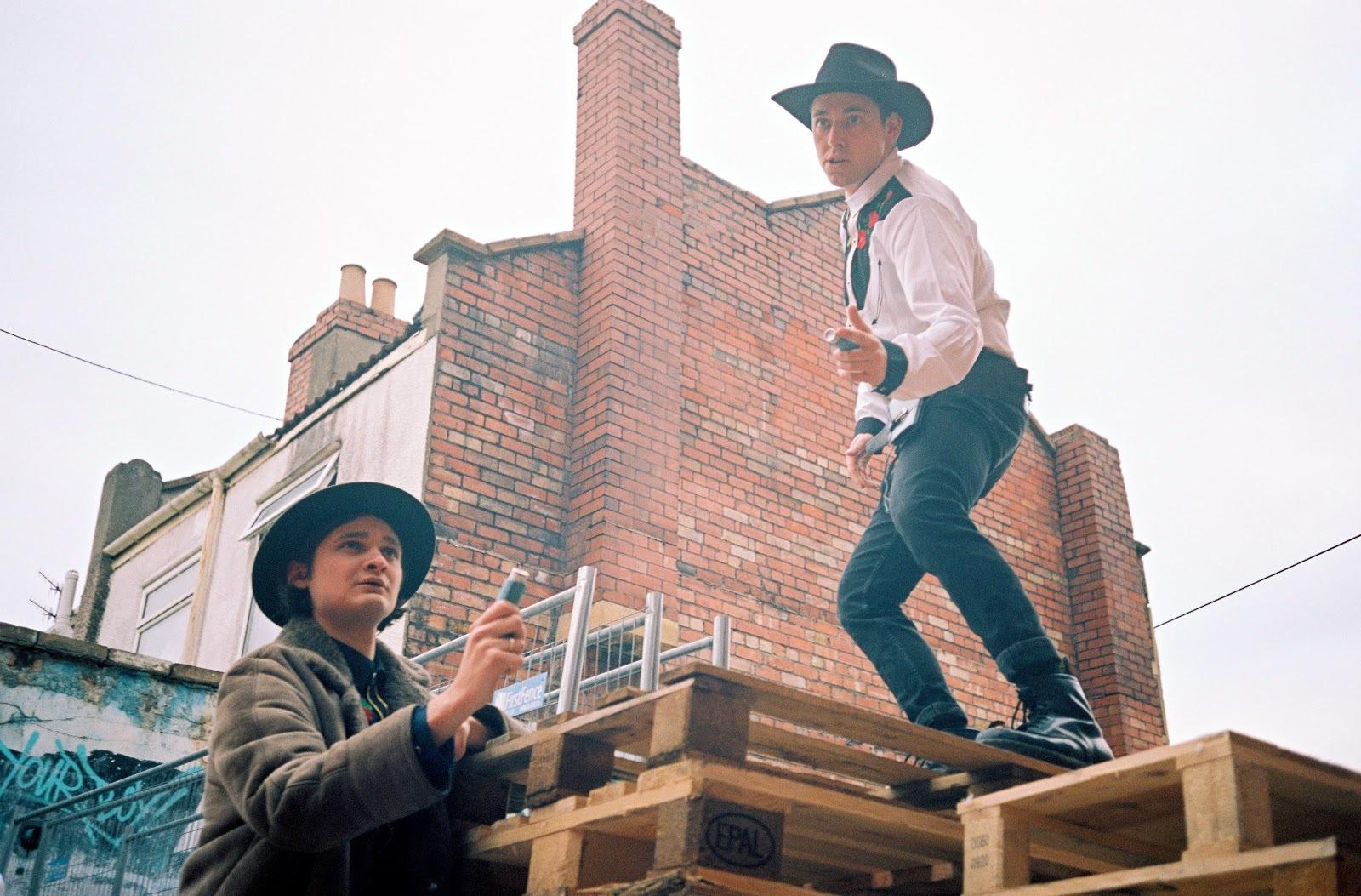 JUMBO release double A-side 'Chump' / 'Mute'