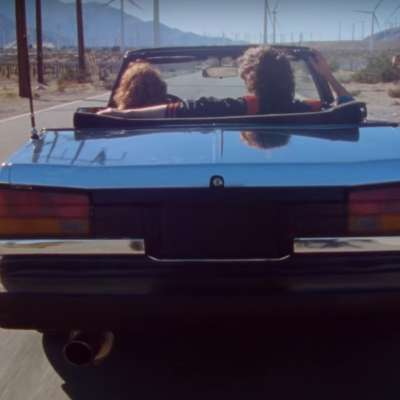 Justice take a road trip in the video for 'Fire'