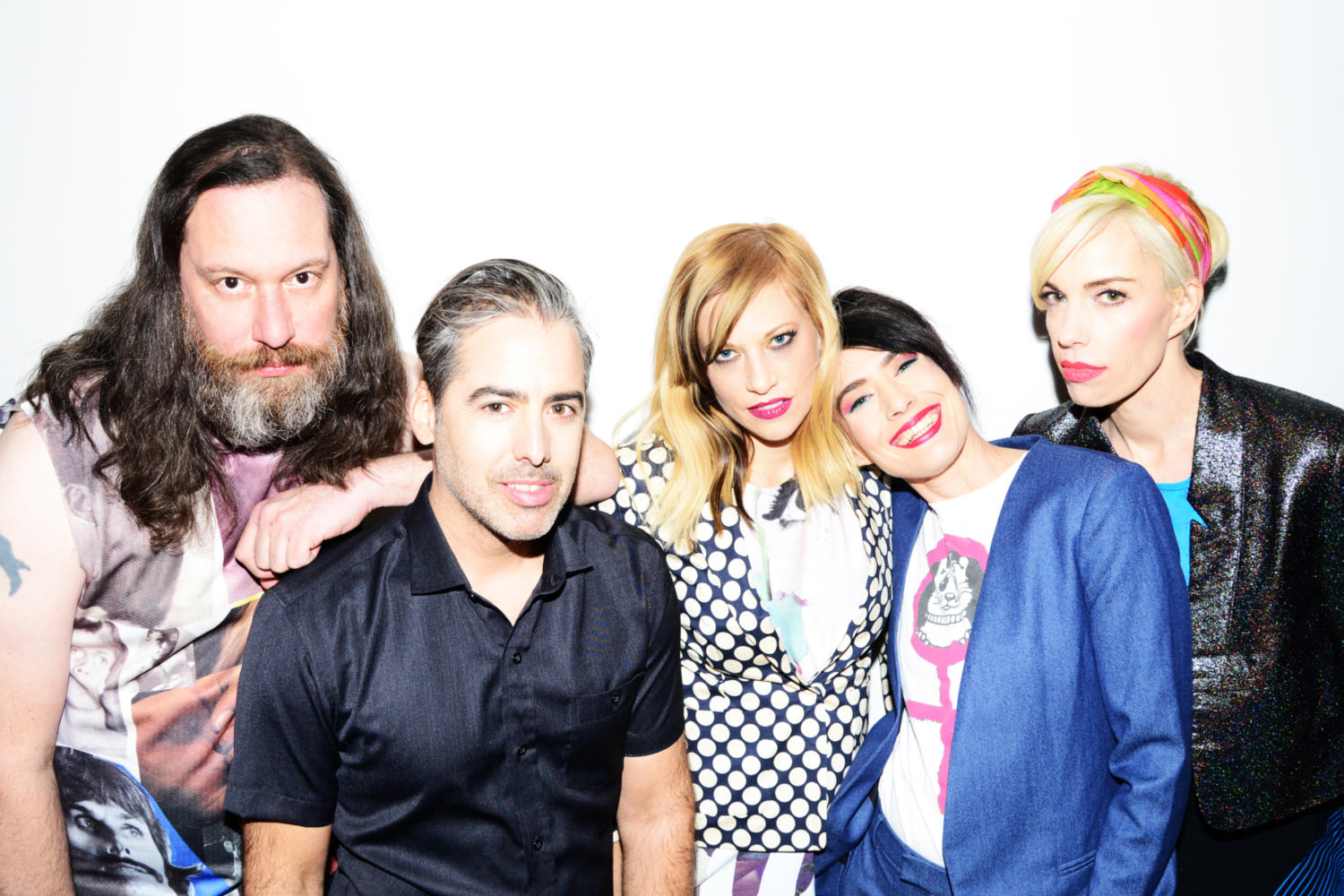 The Julie Ruin are streaming their new record 'Hit Reset'