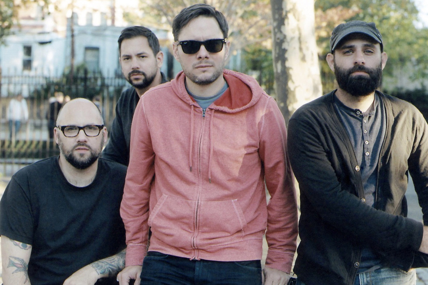 The Jazz June preview new album with 'ain't it strange' featuring Joanna Gruesome's Alanna McArdle