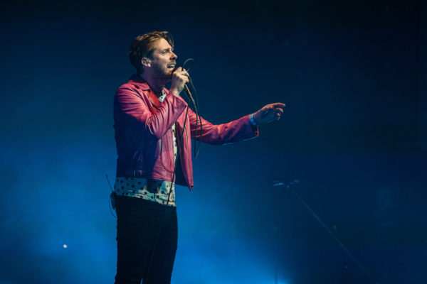 Kaiser Chiefs, Example and more added to Isle of Wight line-up