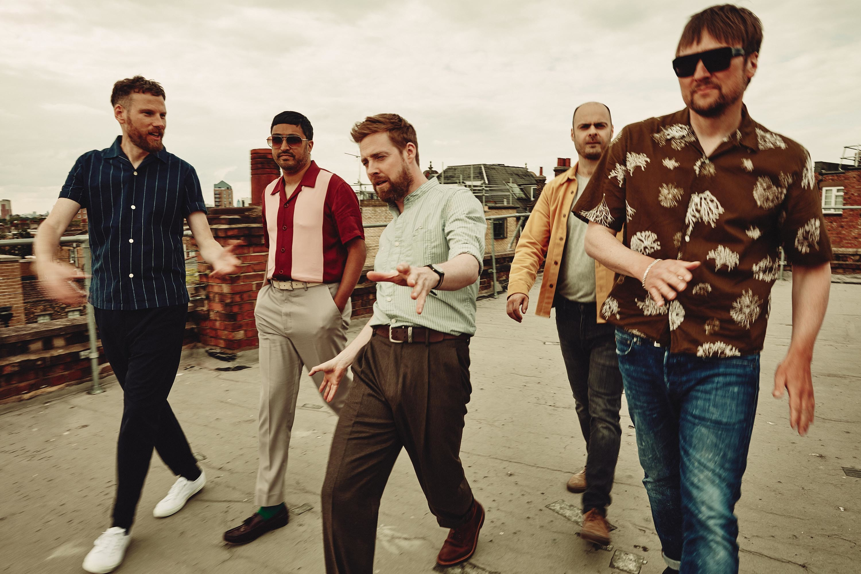 Kaiser Chiefs announce new album 'Duck', share track 'Record Collection'