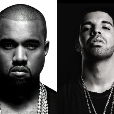 Is there a Kanye and Drake mixtape in the works?