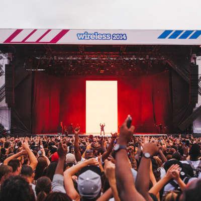 Wireless Festival 2014