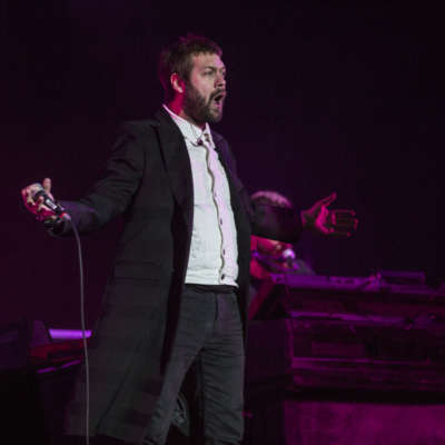 Kasabian head into the woods with Thetford Forest gig