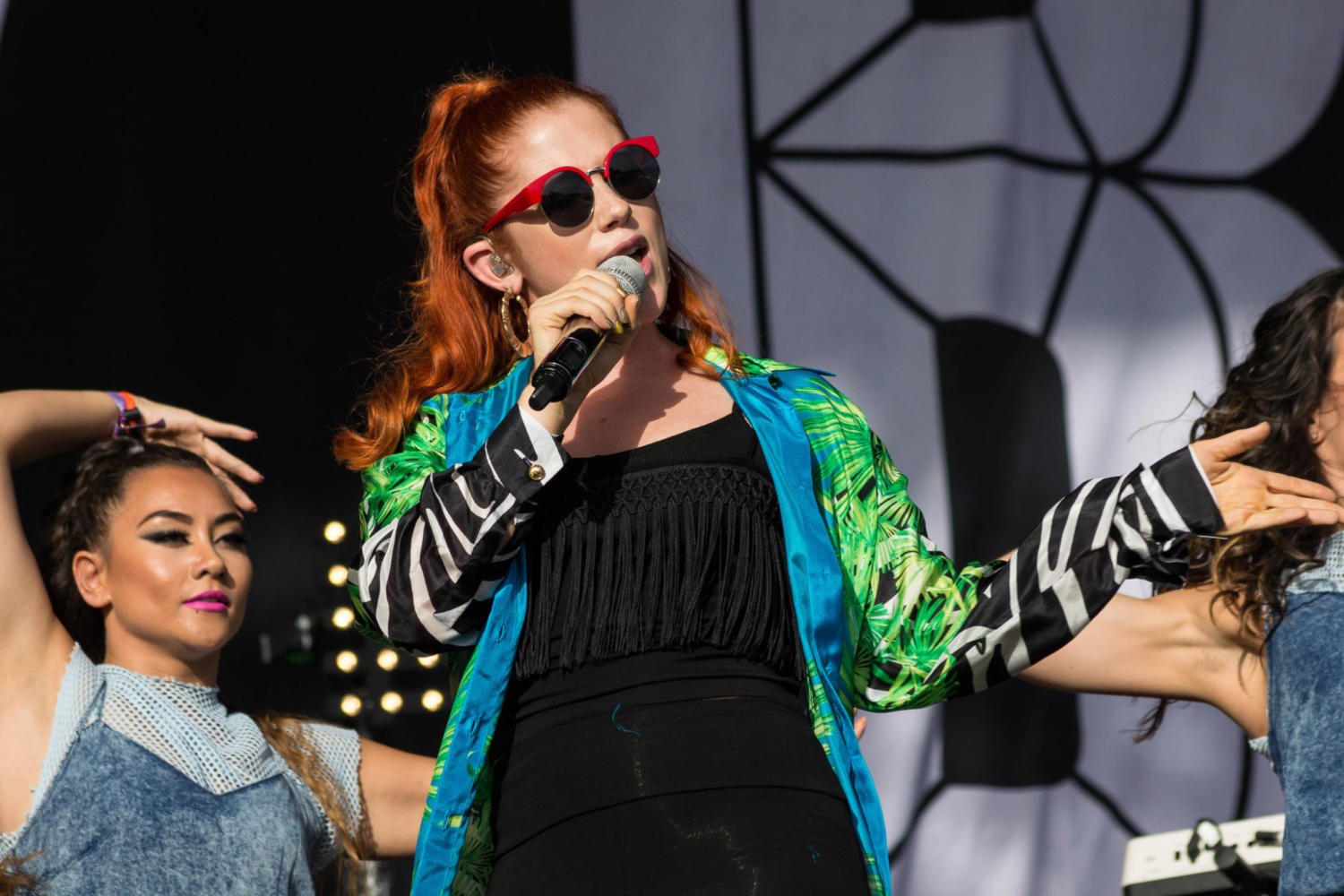 Katy B shares new track, 'Little Red Light'