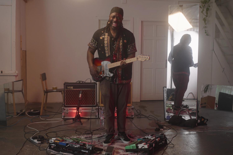 Kele announces 'The Waves Pt. 1 Live'