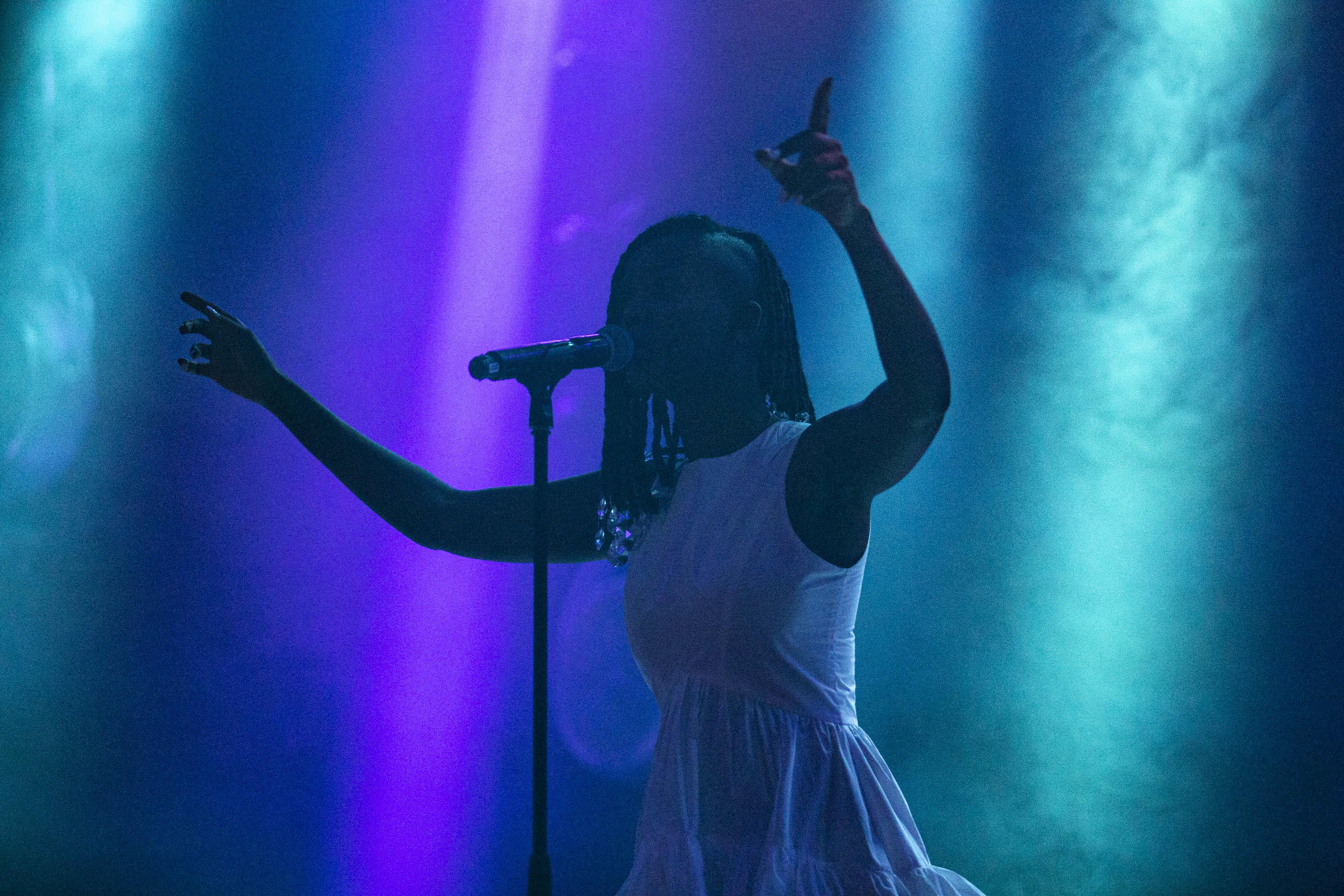 Jorja Smith heads up an eclectic first night of Bestival 2018