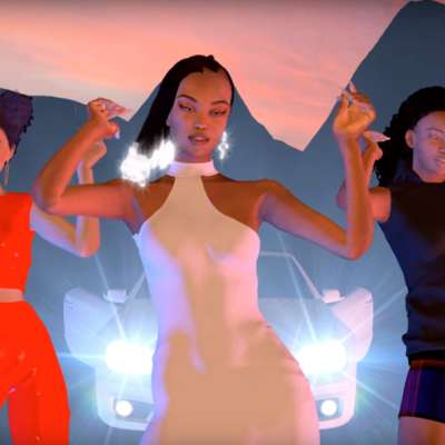 Kelela channels 'The Sims' in the video for 'Frontline'