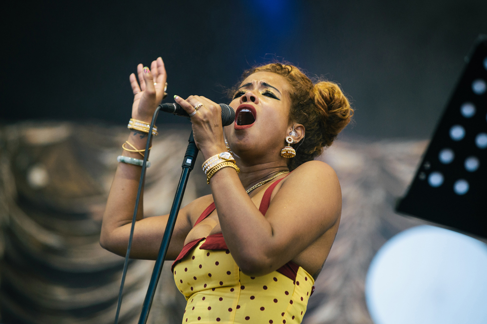 Kelis, Mystery Jets, Gaz Coombes to play Tramlines Festival