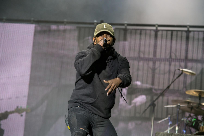 Kendrick Lamar x SZA - All The Stars