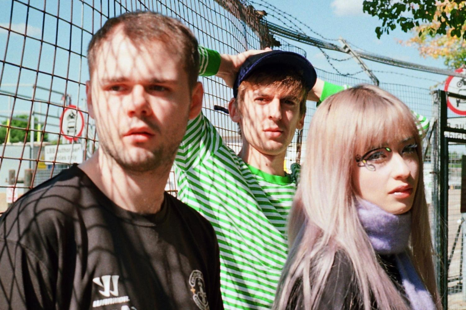 Kero Kero Bonito make a splash with video for 'Swimming'