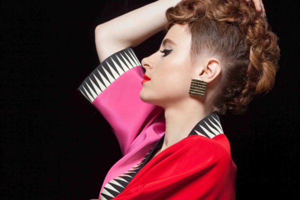 """Kiesza: """"I had the desire to let the world know who I was"""""""