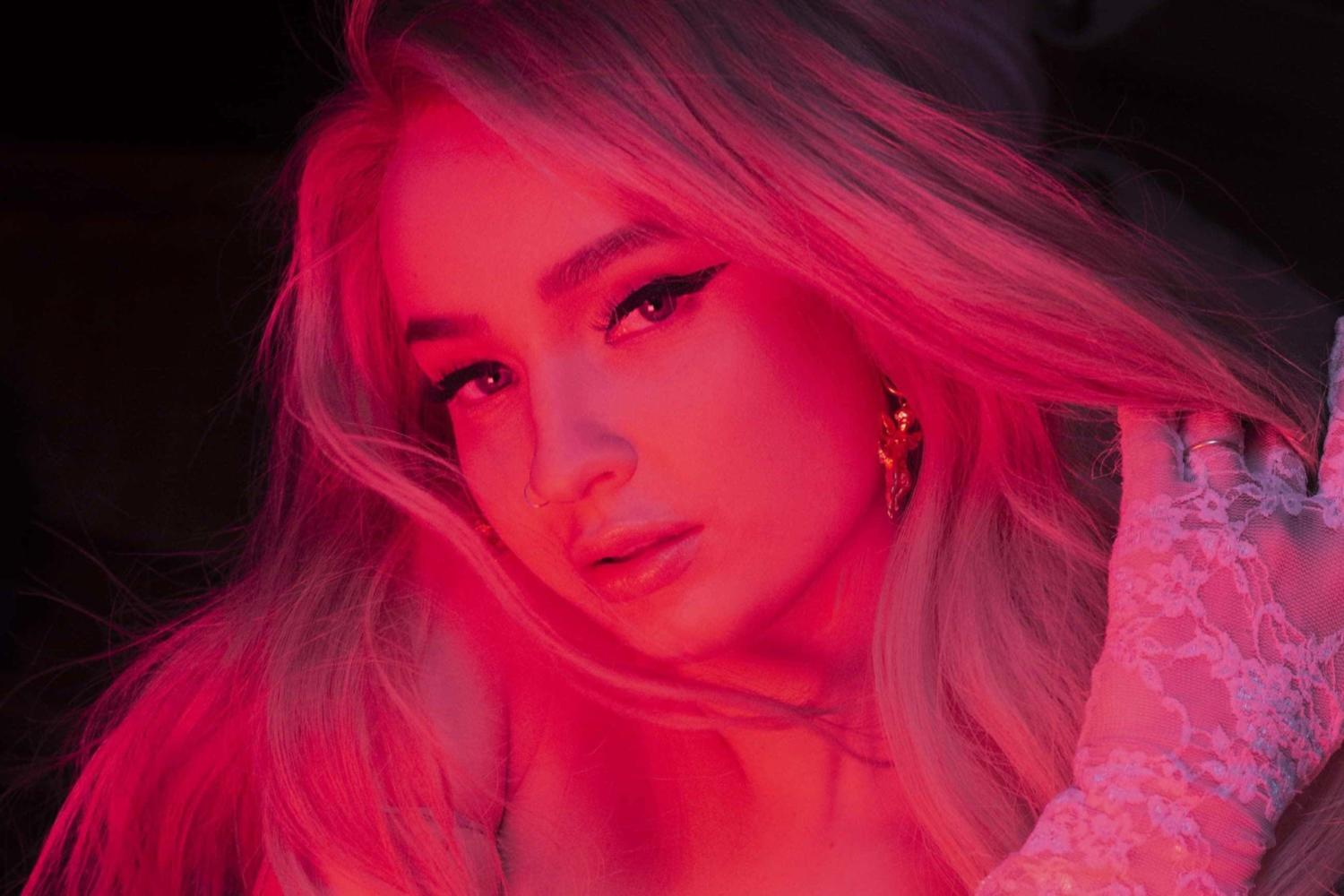 Boo-Ah! Kim Petras unveils 'Turn Off The Light'