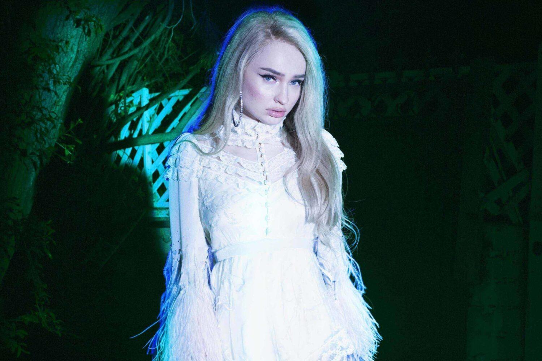 Kim Petras teases new music