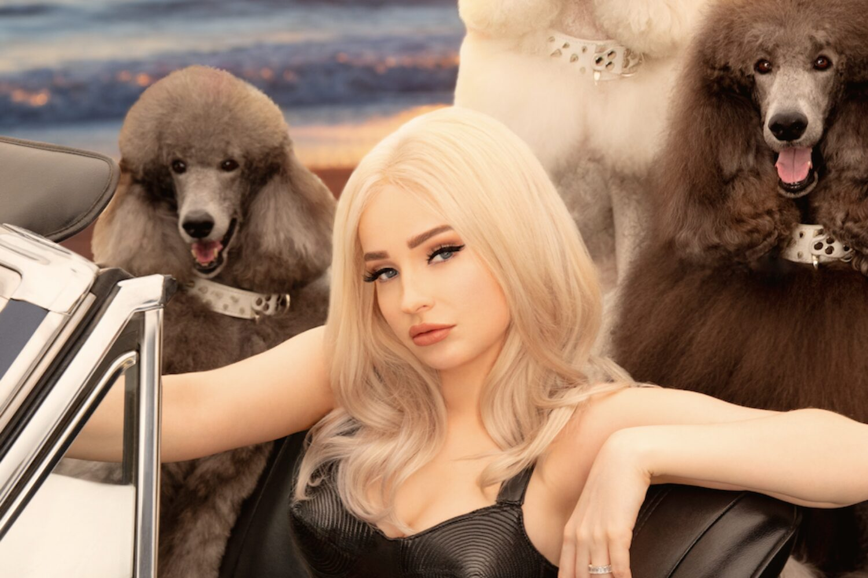 Kim Petras unveils sleek pop bop 'Malibu'