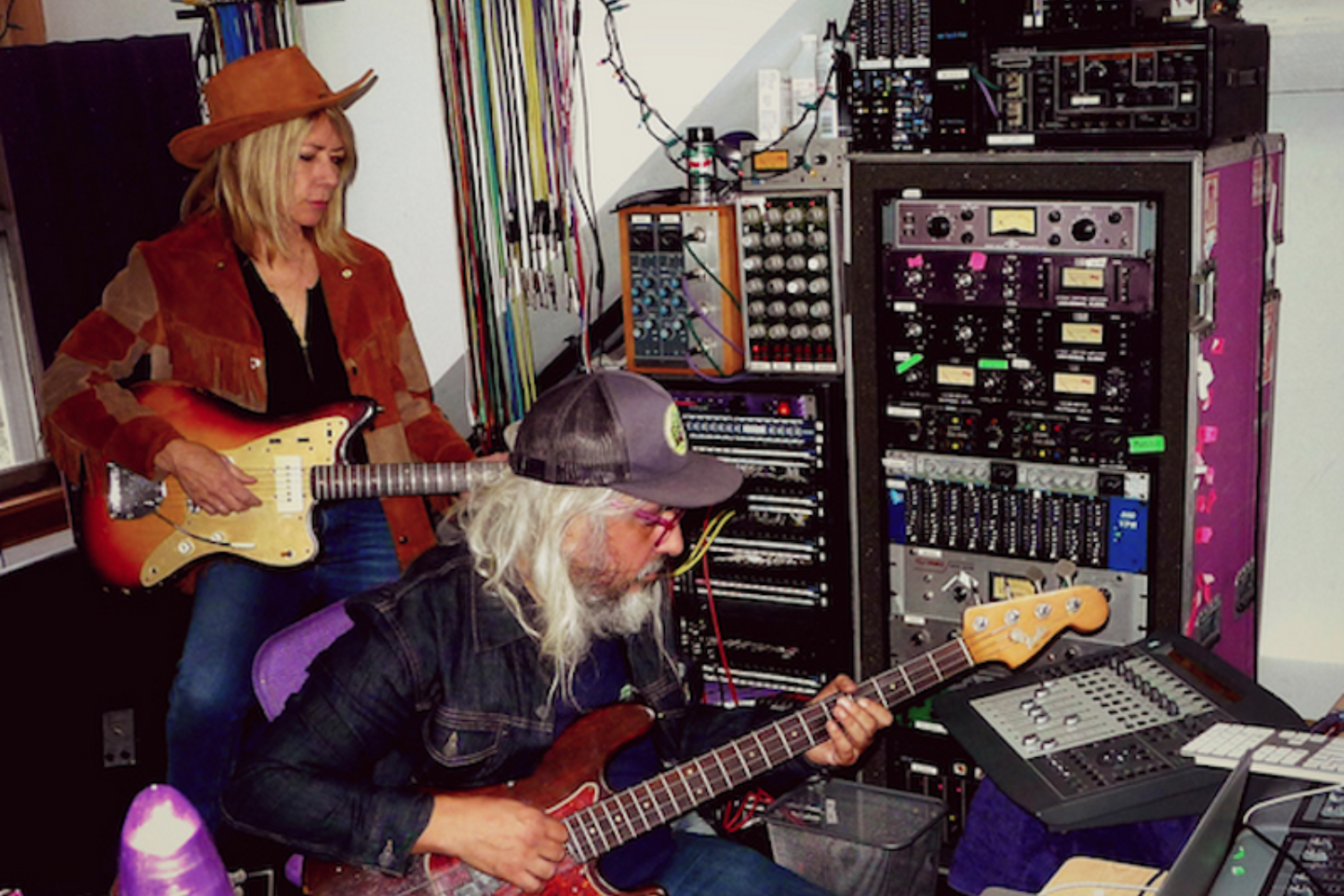 Kim Gordon and J Mascis collaborate on new track 'Slow Boy'