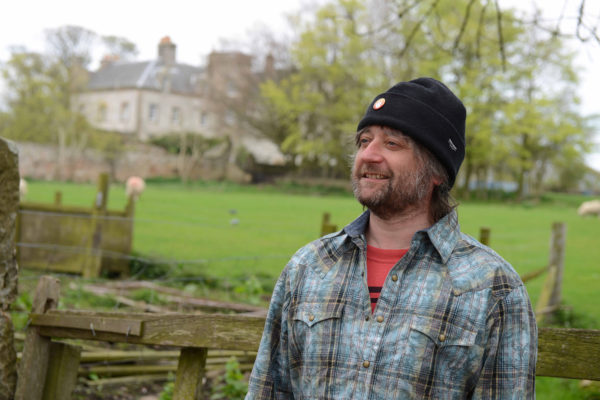 """King Creosote: """"Life in Scotland is pretty good"""""""
