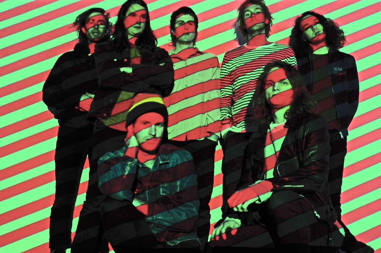 King Gizzard and The Lizard Wizard are releasing FIVE albums next year, crikey