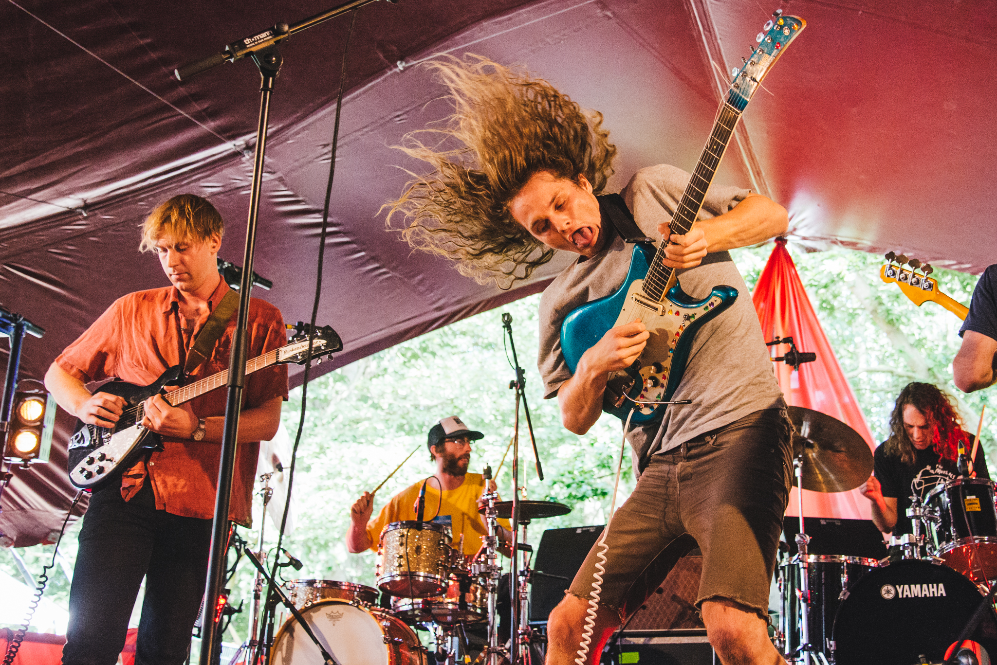 "King Gizzard & The Lizard Wizard talk shedding skin: ""People can think whatever they want"""
