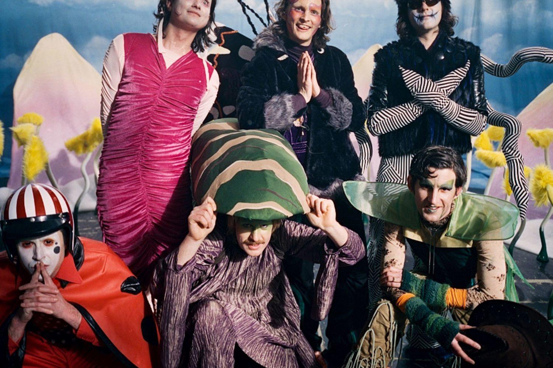 King Gizzard & The Lizard Wizard reveal 'Catching Smoke' video