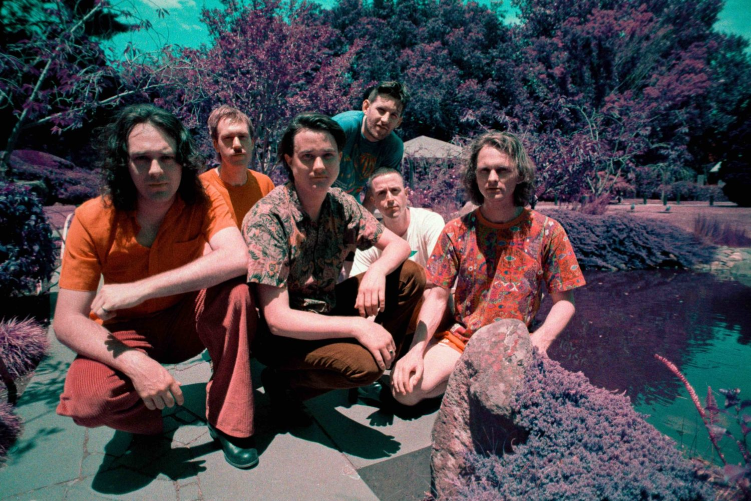 King Gizzard & The Lizard Wizard release animated 'Interior People' video