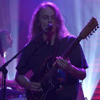 King Gizzard & The Lizard Wizard brought new track 'The Lord of Lightning' to Conan
