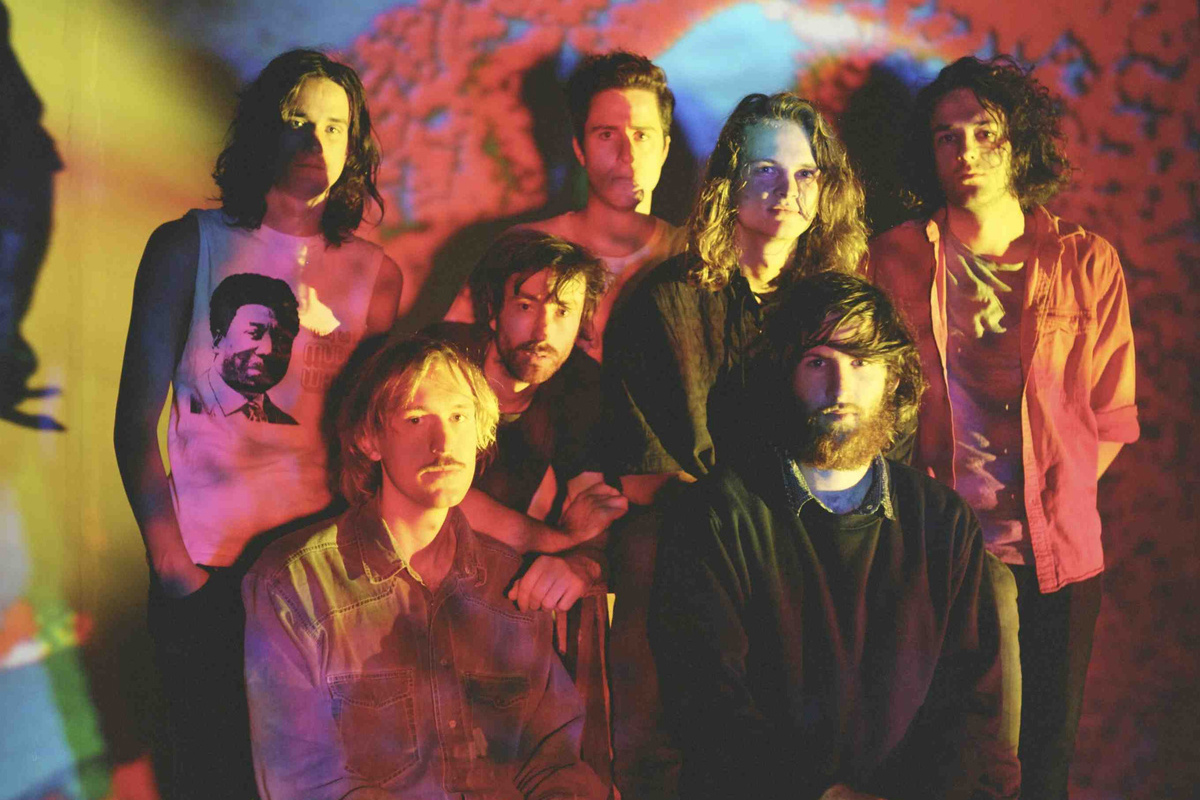 "King Gizzard & the Lizard Wizard have ""finished"" their new album"
