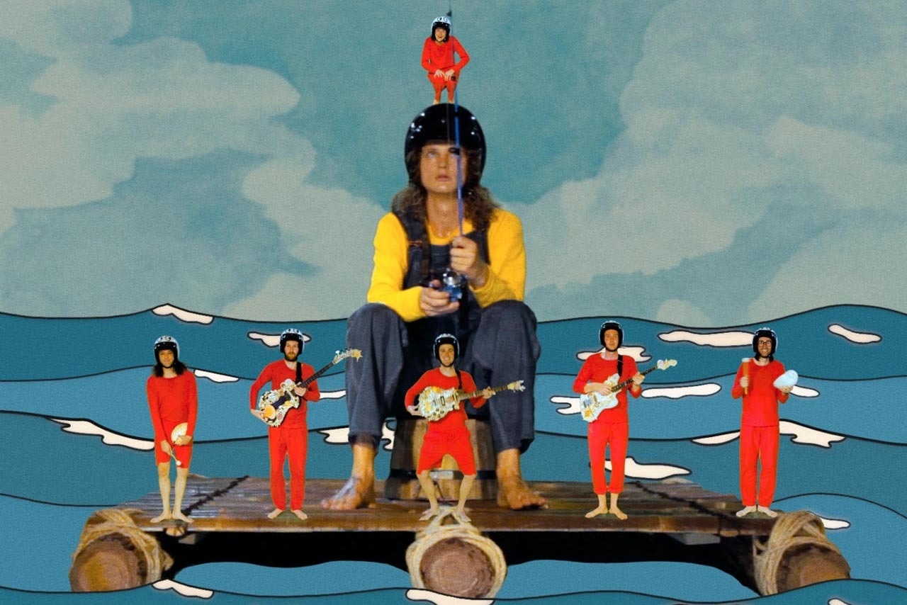 King Gizzard And The Lizard Wizard Confirm New Record Fishing For Fishies News Diy