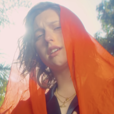 King Princess unveils 'Holy' video