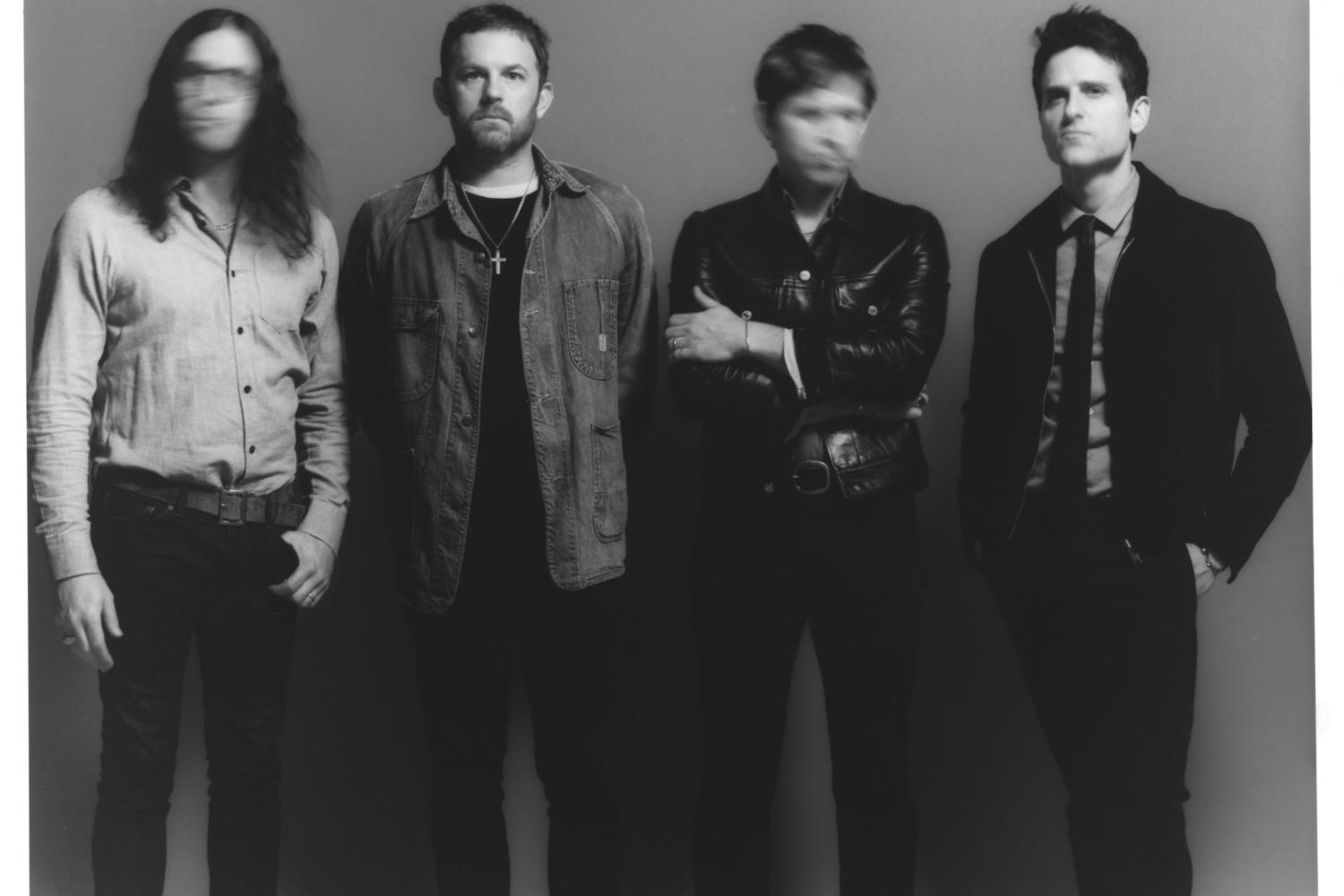 Kings of Leon announce Finsbury Park show