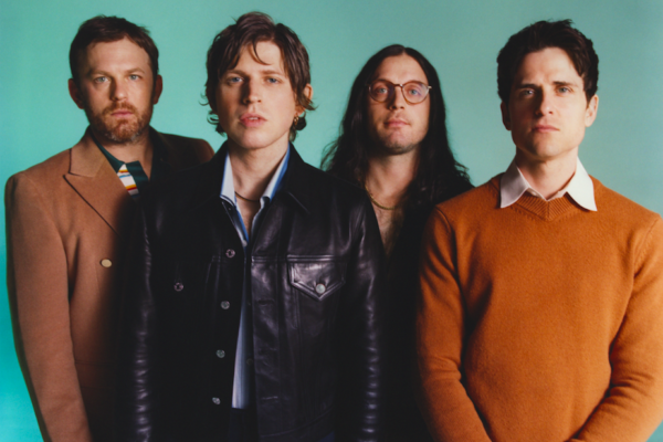 Kings of Leon announce UK arena tour
