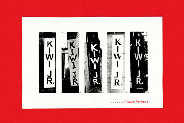 Kiwi Jr - Cooler Returns