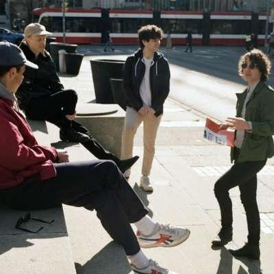 Kiwi Jr. reveal 'Waiting In Line' video