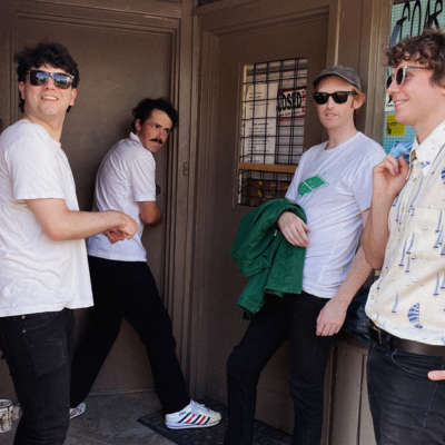 Kiwi Jr. debut new 'Undecided Voters' video