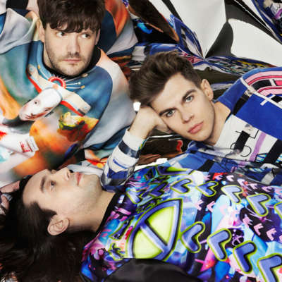 Klaxons look ahead to tenth anniversary