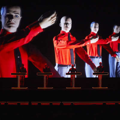 Kraftwerk to headline All Points East
