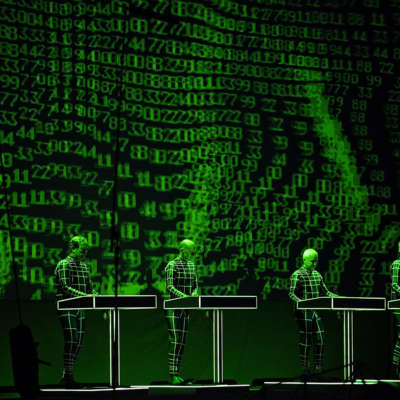 Kraftwerk announce North American tour